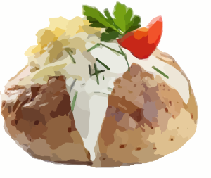 baked-potato-297615_1280